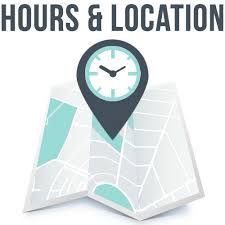 Hours - Location