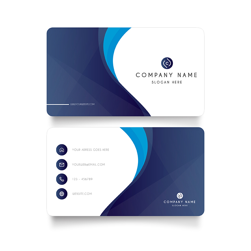 accounting- Business cards