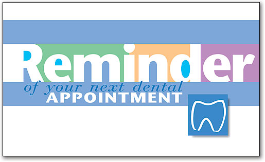 healthcare - Dental Appointment